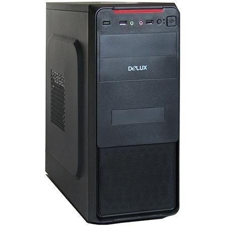 Computadora Ighz 4gb 500gb Disco Duro Asrock H61m