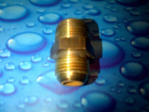 Conector Bronce 1/2 A Npt 1/2 Para Termotronic