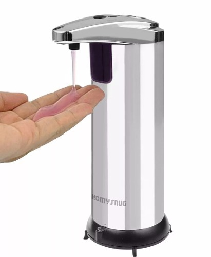 Dispensador De Jabón Líquido Lavamanos Lavaplatos Etc