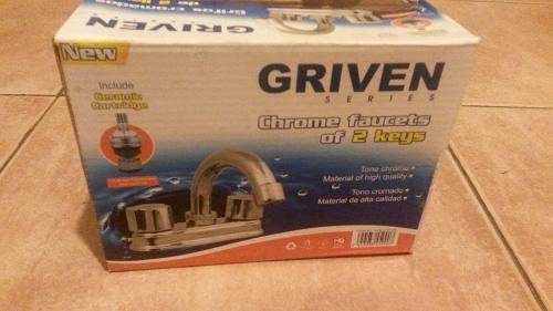 Kit de para lavamanos cromado posot class - Grifos para lavamanos ...