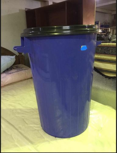 Pipote Plástico Con Tapa 145 Litros Precio Viejo
