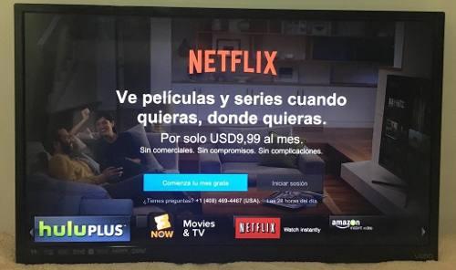 Smart Tv Lg Vizio 32 Full Hd Vendo O Cambio