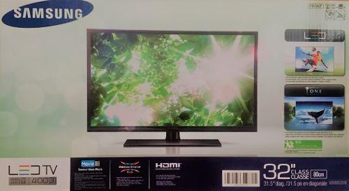 Tv Samsung 32 Pulgadas Serie  Nuevo En Su Caja