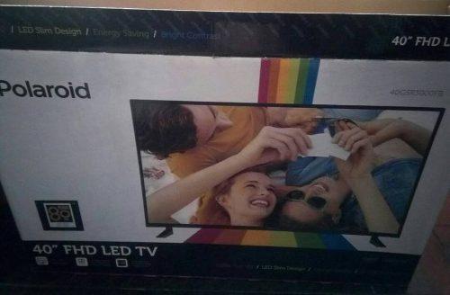 Vendo Tv Polaroid De 40 Pulgadas Nuevo De Paquete 25mil Sob
