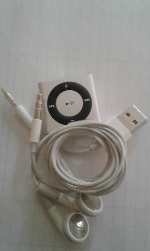 Apple Ipod Suffle 4 Generación Original 2gb