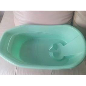 Bañera Color Verde Agua Usada