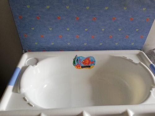 Bañera De Lujo Para Bebé