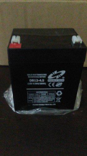 Bateria 12v 4.5ah Cerco Electrico Juguetes Y Otros