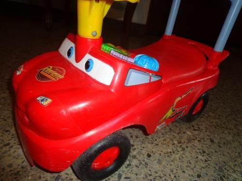 Carrito Montable Para Ninos De Cars