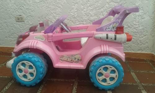 Carro De Batería Para Niñas