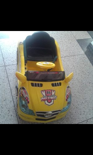Carro Electrico Para Niños Usado.. Ojo Precio Rebajado