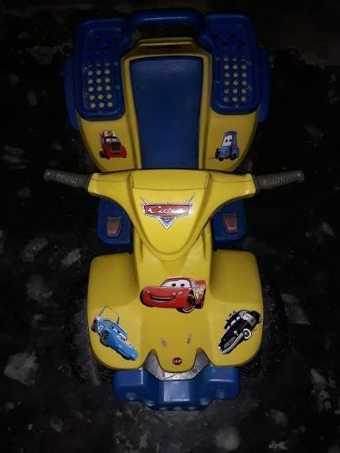 Carro Moto Eléctrica 4 Ruedas Para Niños
