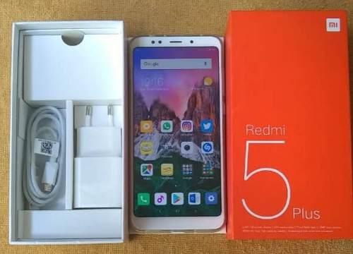 Celular Telefono Xiaomi Redmi 5 Plus 3gb Ram 32gb-210trump
