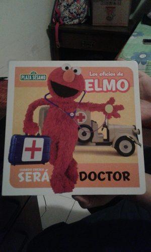 Colección De Oficios De Elmo Plaza Sesamo