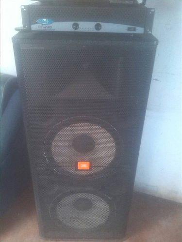Corneta Jbl Srx700 Y Power