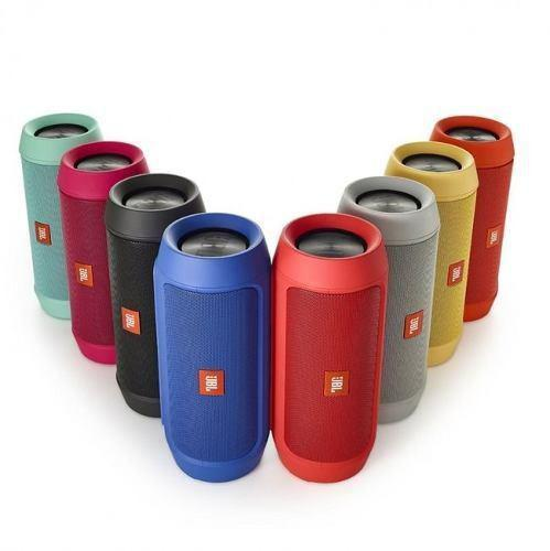 Cornetas Portatiles Jbl Charge 2 Con Bluetooth