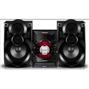 Equipo De Sonido Panasonic Sc-akx38 Nuevo En Su Caja