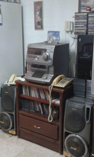 Equipo De Sonido Sony Hcd Dr6