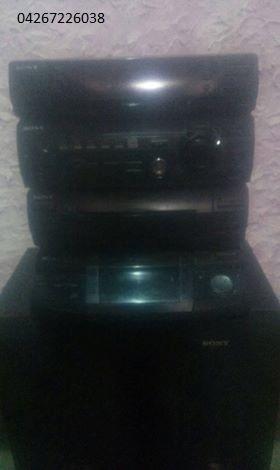 Equipo De Sonido Sony Hcd Xb6 Original