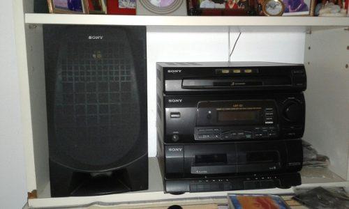 Equipo Sony Lbt G1