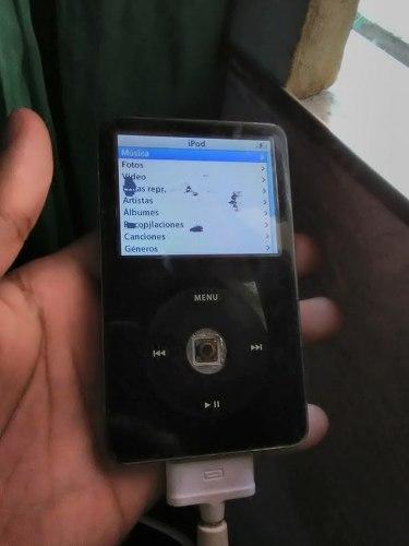 Ipod Classic Video 5ta G 30gb Usado