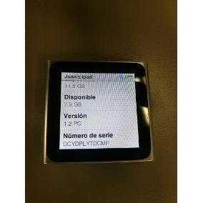 Ipod Nano 6ta Generacion 16gb