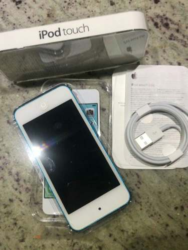 Ipod Touch 16 Gb 5ta Generación Azul