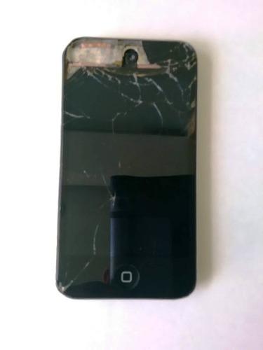 Ipod Touch 32gb 4ta Generación Detalles De Mica