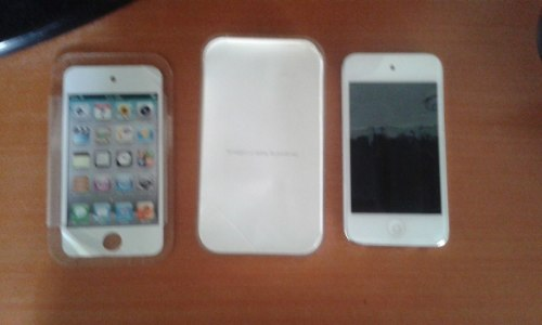 Ipod Touch 4g 8gb Blanco