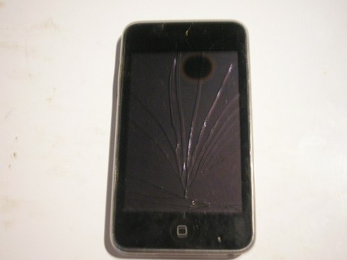 Ipod Touch 8gb 2da Generación Para Repuesto.