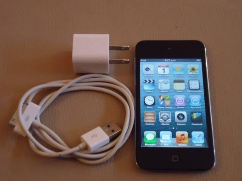 Ipod Touch 8gb 4ta Gneracion