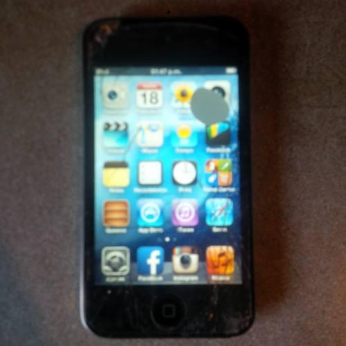 Ipod Touch De 32 Gb 4ta Generacion