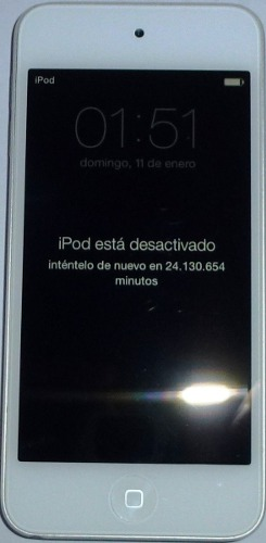 Ipods Touch 5 32 Gb A