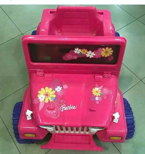 Jeep Fisher Price Barbie