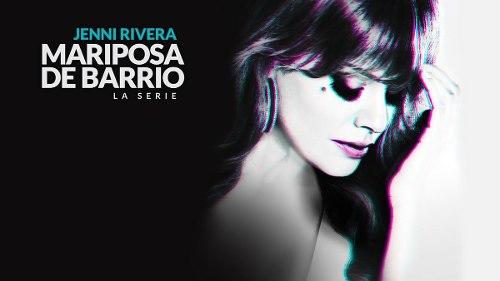 Jenny Rivera Mariposa De Barrio La Serie En Formato Digital