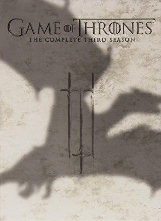 Juego De Tronos Temporada 3 Hd En Formato Digital Completa