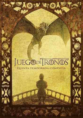 Juego De Tronos Temporada 5 Hd En Formato Digital Completa