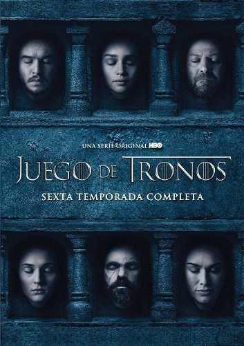 Juego De Tronos Temporada 6 Hd En Formato Digital Completa