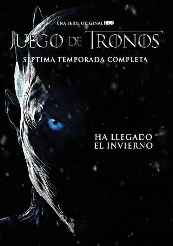 Juego De Tronos Temporada 7 Hd En Formato Digital Completa