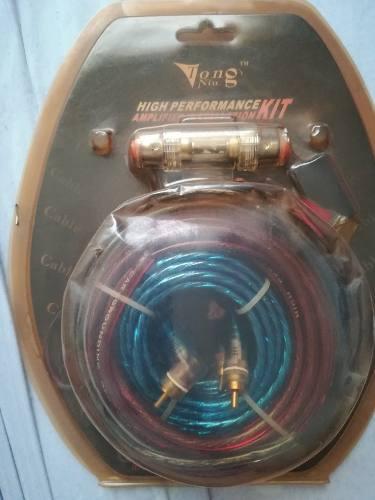 Kit De Instalación De Sonido Para Vehículo Cable #8