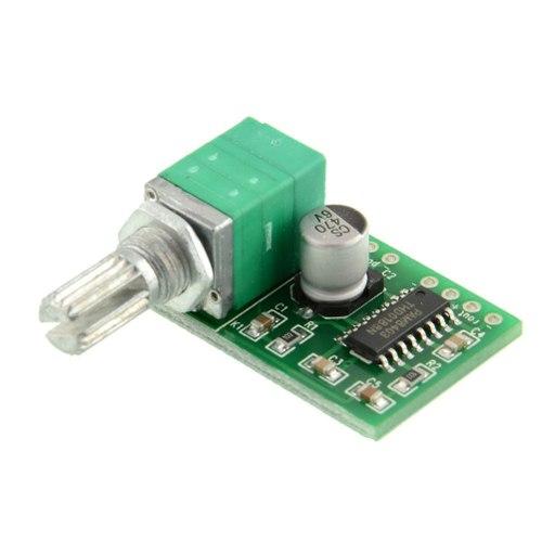 Mini Módulo Amplificador Control De Volumen Pamv Dc