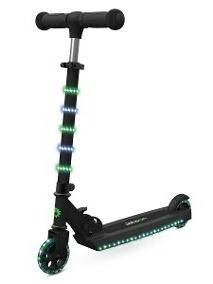 Monopatiín Scooter Con + De 200 Luces Led Nuevo..!