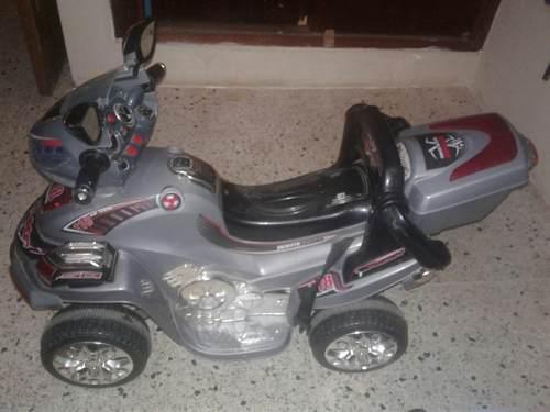 Moto De Bateria Eléctrica Para Niños