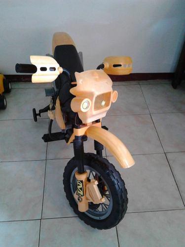 Moto Para Niños A Bateria Negociable