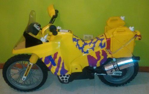 Moto Para Niños Electrica