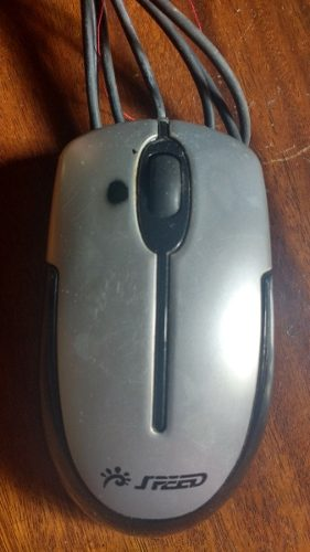 Mouse Marca Speed
