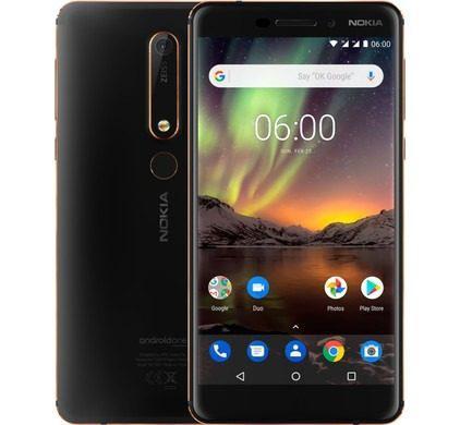 Nokia 6.1 4gb Ram 64gb Almc