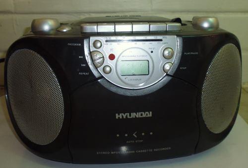 Remato Reproductor De Cd Hyundai