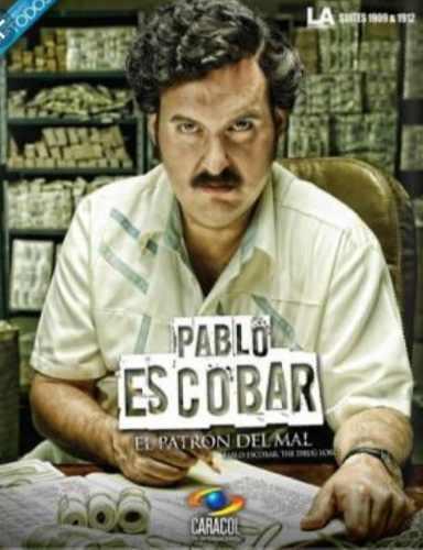 Serie Tv Pablo Escobar El Patron Del Mal Completa Bluray