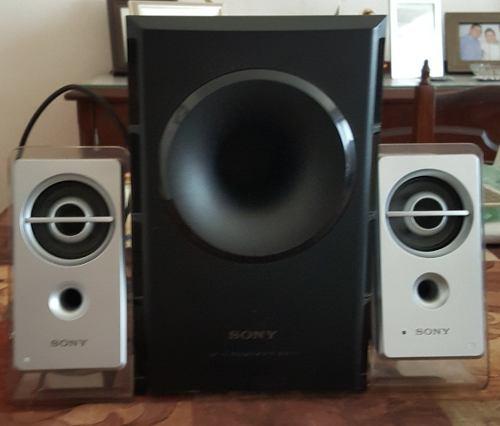 Sistema De Altavoces Para Audio, Video, Speaker Y Audifonos